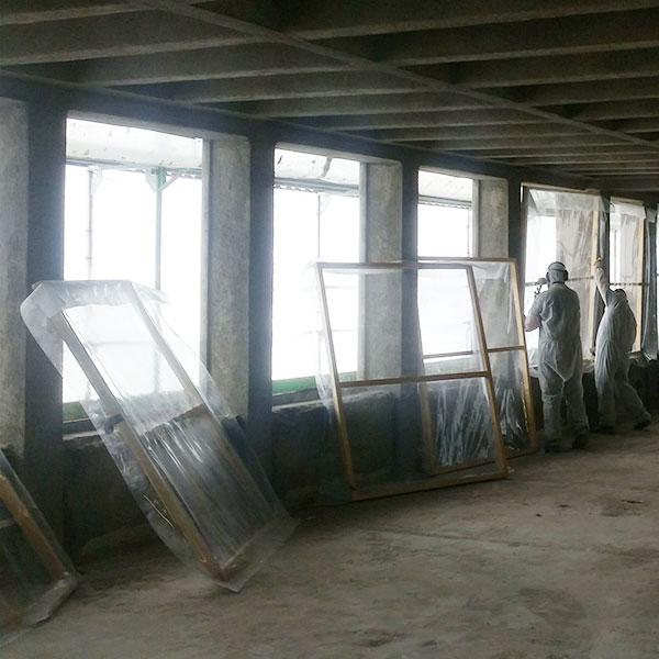 FLOORTEC | Schadstoffsanierung Asbest Schutzmaßnahmen
