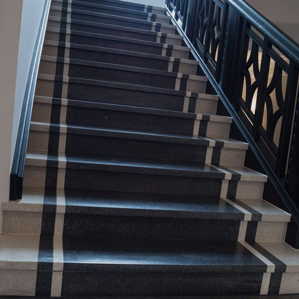FLOORTEC | Treppenhaussanierung