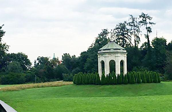 FLOORTEC |Denkmalpflege Mausoleum Roth