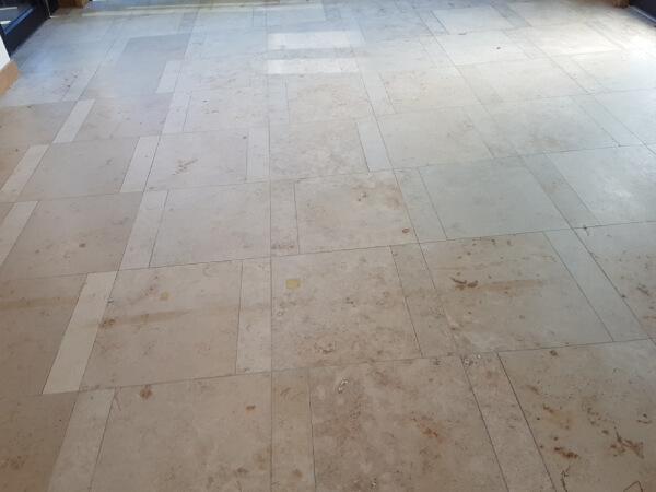 Jura Marmor Kalkstein schleifen polieren kristallisieren imprägnieren sanieren Würzburg